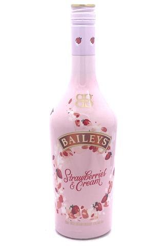 Baileys Strawberry & Cream Liqueur - Sendgifts.com