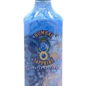 Bombay Sapphire Gin Hebru Brantley Limited Edition