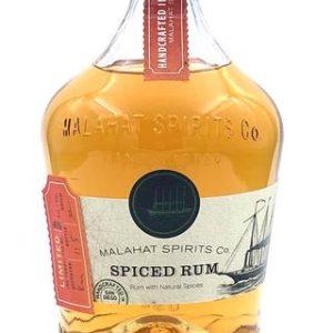 Malahat Spiced Rum'
