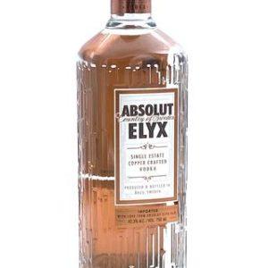 Absolut Elyx Single Estate Vodka 750 ml