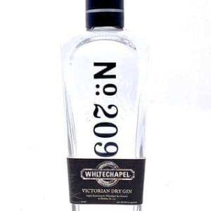No 209 Whitechapel Victorian Gin