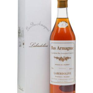 Laberdolive Bas Armagnac Vintage 1989 Domaine de Jaurrey - Sendgifts.com
