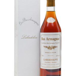 Laberdolive Bas Armagnac Vintage 1970 Domaine du Pillon - Sendgifts.com