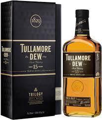 "Tullamore Dew ""Trilogy"" 15 year old Irish Whiskey - Sendgifts.com"