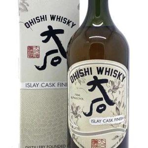"""Ohishi """"Islay Cask Finish"""" Japanese Whisky - Sendgifts.com"""
