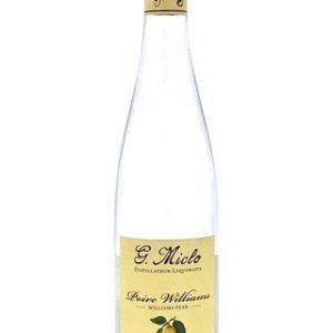 G. Miclo Poire Williams Brandy - Sendgifts.com