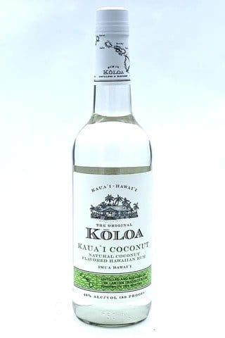 Koloa Kauai Hawaiian Coconut Rum