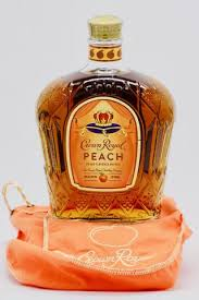 Crown Royal Peach Flavored Canadian Whisky - Sendgifts.cm