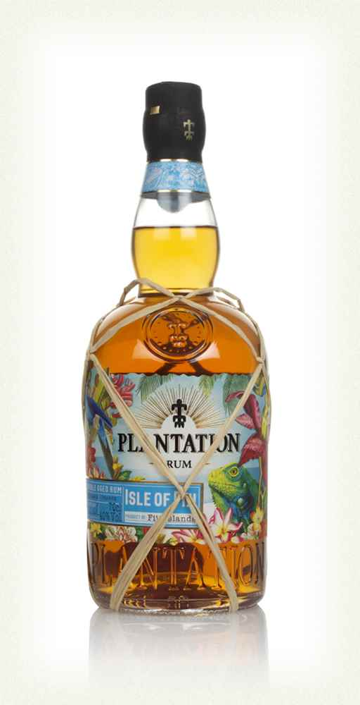 """Plantation """"Isle of Fiji"""" Rum"""
